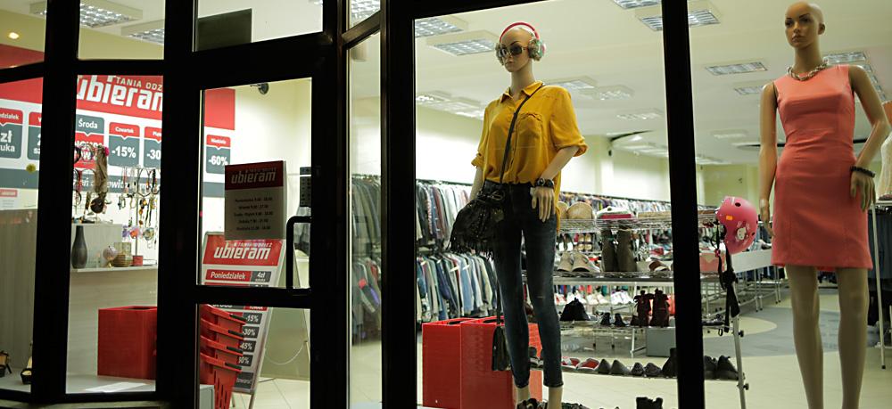 Ubieram - Tania odzież | Sklep w Ełku
